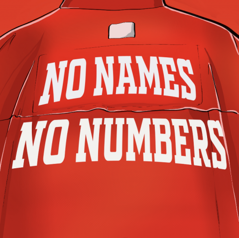 No Names No Numbers