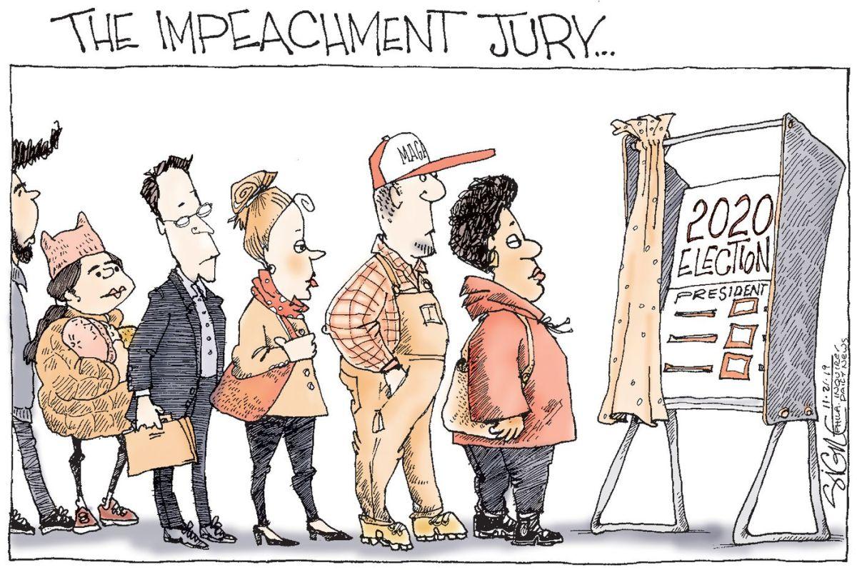 Impeachment; Facts andOpinions