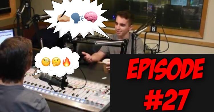 NNNN Episode #26 With Journalist MattBerg